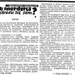 Olbromski Mieczysław - Czy morderca zdradzi się sam?