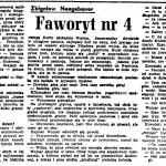Neugebauer Zbigniew - Faworyt nr 4