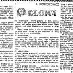 Korkozowicz Kazimierz - Głowa