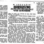 Adogański M. (Niklewiczowa Maria) - Morderstwo nad Lemanem