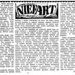 Skulska Wilhelmina - Niefart