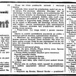 Zeydler-Zborowski Zygmunt - Testament