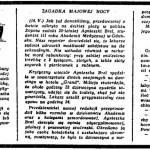 Dor Marcin (Minkowski Aleksander) - Zagadka majowej nocy