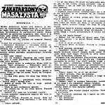 Zeydler-Zborowski Zygmunt - Zakatarzony masażysta